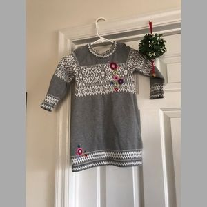 Hanna Andersson sweater dress